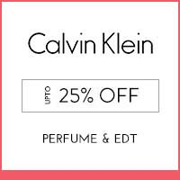 Calvin Klein upto 25% off