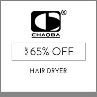 Chaoba Flat 65% off
