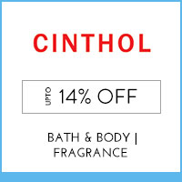Cinthol Upto 14% off