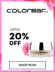 Colorbar Upto 20% off