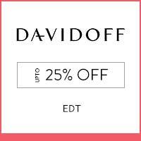 Davidoff upto 25% off