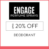 Engage Upto 20% off