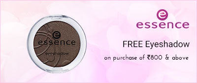 Essence Buy Worth Rs 800 and get an Eyeshadow pencil Free