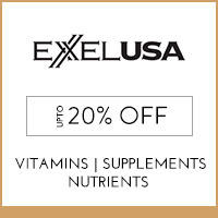 ExxelUSA Upto 20% off