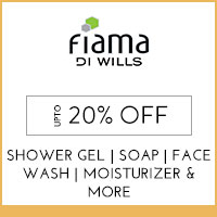 Fiama Di Wills Upto 20%