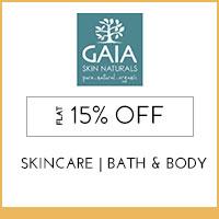 Gaia Skin Naturals Flat 15%