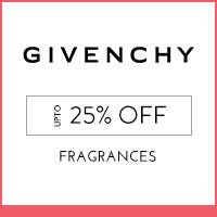 Givenchy upto 25% off