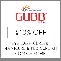 GUBB USA Flat 10% off