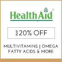 HealthAid Flat 20% off