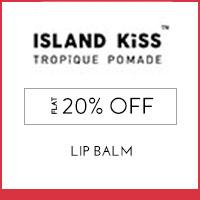 Island Kiss Flat 20%