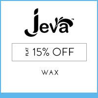 Jeva Flat 15% off