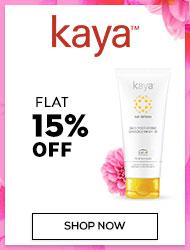 Kaya Flat 15% off
