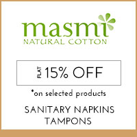 Masmi Flat 15% off on selected SKU's