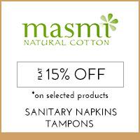 Masmi Flat 15% off on selected SKU's