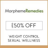 Morpheme Remedies Upto 50% off