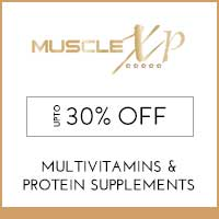 MuscleXP Upto 30% off