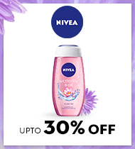 Nivea Upto 30% off