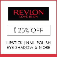 Revlon Upto 25% off