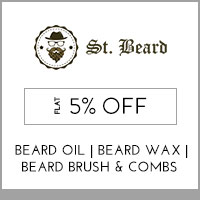 Saint Beard Flat 5% off