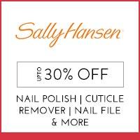 Sally Hansen Upto 30%