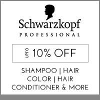 Schwarzkopf Upto 10% off