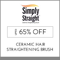 Simply Straight Up to 65% off