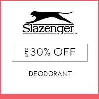 Slazenger Upto 30% off