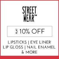 Street Wear Flat 10%