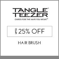 Tangle Teezer Upto 25% off