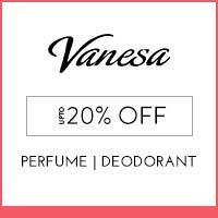 Vanesa Upto 20% off