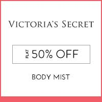 Victorias Secret Flat 50% off (to be discontinued)