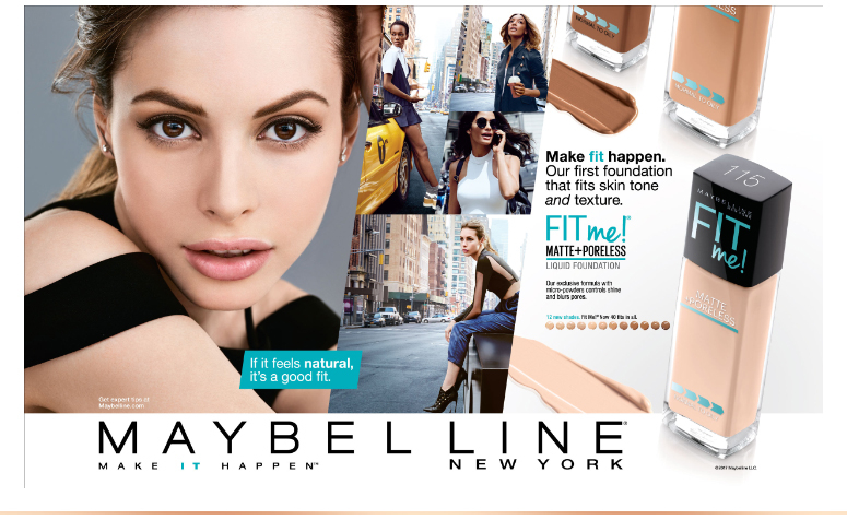 5a8224efce Buy Maybelline New York Fit Me Matte + Poreless Foundation at Nykaa.com