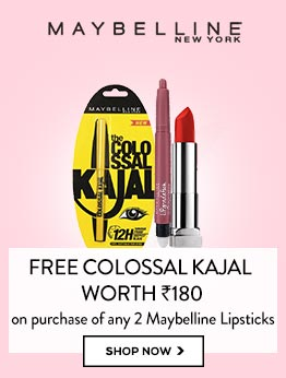 Maybelline Makeup Products – Online Shopping Offers