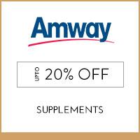AmwayUpto 20% off