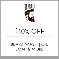 BeardoUp to 10% off
