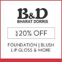 Bharat & DorrisFlat 20%