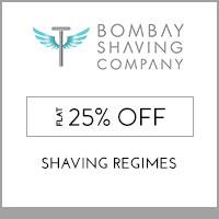 Bombay Shaving CompanyFlat 25% off