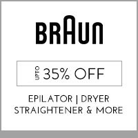 BraunUp to 35% off
