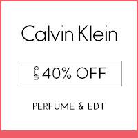 Calvin KleinUpto 40% off