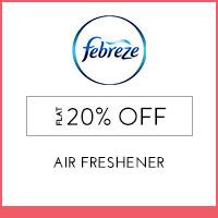 FebrezeFlat 20%