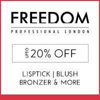FreedomUpto 20% off