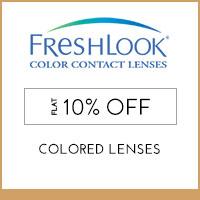 FreshLookFlat 10%