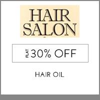 Hair SalonFlat 30% off
