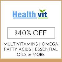 HealthVitFlat 40%