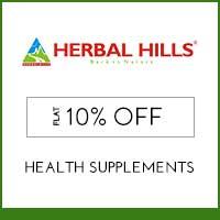Herbal HillsFlat 10% off