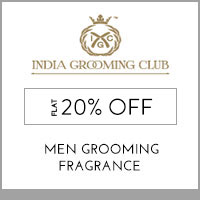 India Grooming ClubFlat 20% off
