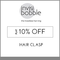 InvisibobbleFlat 10% off