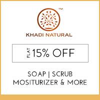 Khadi NaturalFlat 15%