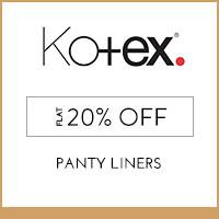 KotexFlat 20%