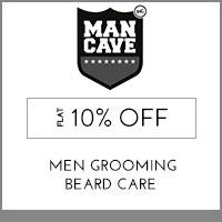 ManCaveFlat 10% off